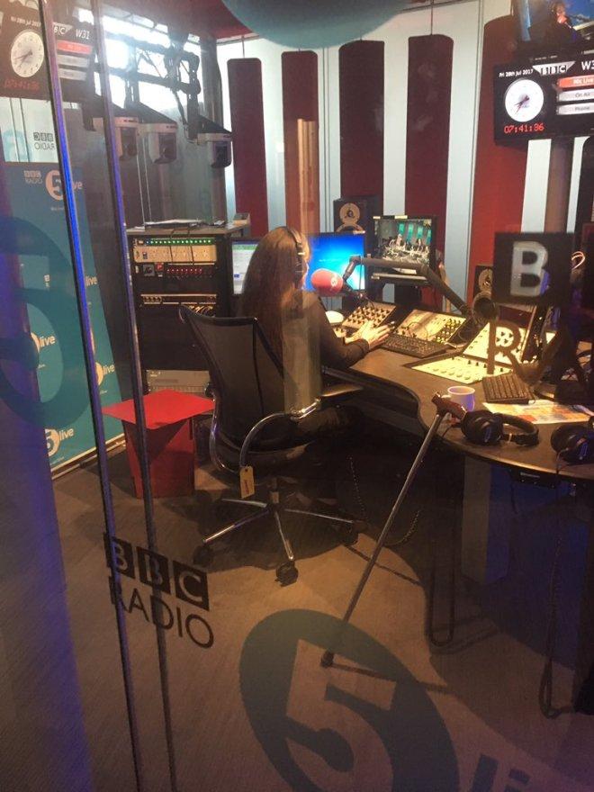 bex talking bbc 5live
